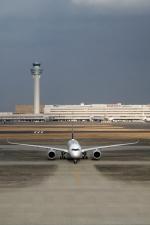 Bluewingさんが、羽田空港で撮影したシンガポール航空 A350-941XWBの航空フォト(写真)