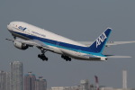 GNPさんが、羽田空港で撮影した全日空 787-9の航空フォト(写真)