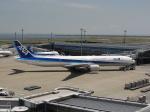 flyflygoさんが、羽田空港で撮影した全日空 777-381の航空フォト(写真)