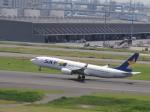 flyflygoさんが、羽田空港で撮影したスカイマーク 737-8ALの航空フォト(写真)