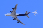 多楽さんが、成田国際空港で撮影したアトラス航空 747-48EF/SCDの航空フォト(写真)