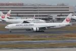 OS52さんが、羽田空港で撮影した日本航空 777-346の航空フォト(写真)