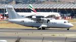 誘喜さんが、マドリード・バラハス国際空港で撮影したアエロノバ ATR-42-300の航空フォト(写真)