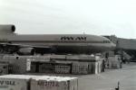 うすさんが、伊丹空港で撮影したパンアメリカン航空の航空フォト(写真)
