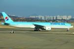 Kuuさんが、仁川国際空港で撮影した大韓航空 777-3B5/ERの航空フォト(写真)