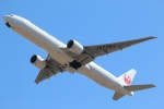 まえちゃさんが、成田国際空港で撮影した日本航空 777-346/ERの航空フォト(写真)