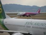fortnumさんが、関西国際空港で撮影した春秋航空日本 737-86Nの航空フォト(写真)