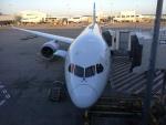 ライトブルーレフトさんが、シドニー国際空港で撮影した全日空 787-9の航空フォト(写真)