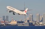 fortnumさんが、羽田空港で撮影した日本航空 777-289の航空フォト(写真)