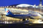 バイヲさんが、関西国際空港で撮影した大韓航空 747-4B5の航空フォト(写真)