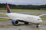 Koba UNITED®さんが、成田国際空港で撮影したデルタ航空 777-232/LRの航空フォト(写真)