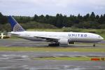 Koba UNITED®さんが、成田国際空港で撮影したユナイテッド航空 777-224/ERの航空フォト(写真)