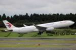 Koba UNITED®さんが、成田国際空港で撮影した中国東方航空 A330-343Xの航空フォト(写真)