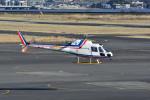 Gambardierさんが、岡南飛行場で撮影した四国航空 AS350B3 Ecureuilの航空フォト(写真)