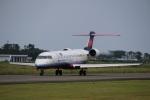 飛行機好き少年さんが、仙台空港で撮影したアイベックスエアラインズ CL-600-2C10 Regional Jet CRJ-702の航空フォト(写真)
