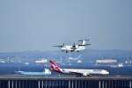 たかしくんさんが、羽田空港で撮影した海上保安庁 DHC-8-315Q MPAの航空フォト(写真)