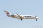 遠森一郎さんが、福岡空港で撮影したジェイ・エア CL-600-2B19 Regional Jet CRJ-200ERの航空フォト(写真)