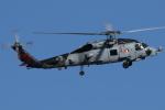 isiさんが、厚木飛行場で撮影したアメリカ海軍 SH-60R Strikehawk (S-70B-4)の航空フォト(写真)