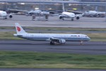 MA~RUさんが、羽田空港で撮影した中国国際航空 A321-213の航空フォト(写真)