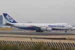 HEATHROWさんが、成田国際空港で撮影した日本貨物航空 747-8KZF/SCDの航空フォト(写真)