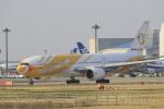 ライダーさんが、成田国際空港で撮影したノックスクート 777-212/ERの航空フォト(写真)