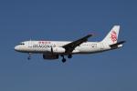 MOHICANさんが、福岡空港で撮影したキャセイドラゴン A320-232の航空フォト(写真)