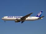 Mame @ TYOさんが、成田国際空港で撮影した全日空 767-381/ER(BCF)の航空フォト(写真)
