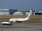 よんすけさんが、那覇空港で撮影した日本トランスオーシャン航空 737-446の航空フォト(写真)