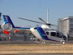 Mame @ TYOさんが、東京ヘリポートで撮影したオールニッポンヘリコプター EC135T2の航空フォト(写真)