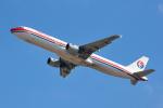 saoya_saodakeさんが、成田国際空港で撮影した中国東方航空 A321-211の航空フォト(写真)