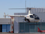 Mame @ TYOさんが、東京ヘリポートで撮影した日本フライトセーフティ R22 Betaの航空フォト(写真)