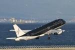 camelliaさんが、中部国際空港で撮影したスターフライヤー A320-214の航空フォト(写真)