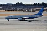 mojioさんが、成田国際空港で撮影した厦門航空 737-86Nの航空フォト(写真)