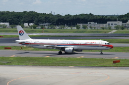 pringlesさんが、成田国際空港で撮影した中国東方航空 A321-211の航空フォト(写真)