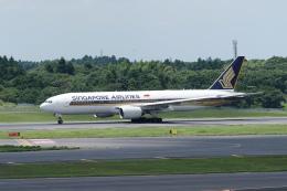 pringlesさんが、成田国際空港で撮影したシンガポール航空 777-212/ERの航空フォト(写真)