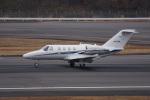 神宮寺ももさんが、高松空港で撮影したグラフィック 525A Citation CJ1の航空フォト(写真)