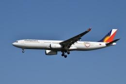 sonnyさんが、羽田空港で撮影したフィリピン航空 A330-343Eの航空フォト(写真)