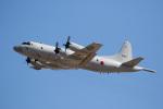 チャッピー・シミズさんが、厚木飛行場で撮影した海上自衛隊 P-3Cの航空フォト(写真)