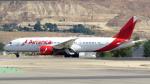 誘喜さんが、マドリード・バラハス国際空港で撮影したアビアンカ航空 787-8 Dreamlinerの航空フォト(写真)