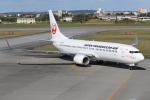 KAW-YGさんが、宮古空港で撮影した日本トランスオーシャン航空 737-8Q3の航空フォト(写真)