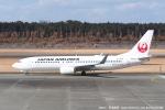 tabi0329さんが、熊本空港で撮影した日本航空 737-846の航空フォト(写真)