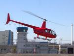 Mame @ TYOさんが、東京ヘリポートで撮影したオートパンサー R44 IIの航空フォト(写真)