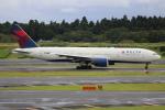 Koba UNITED®さんが、成田国際空港で撮影したデルタ航空 777-232/ERの航空フォト(写真)