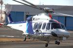 Mame @ TYOさんが、東京ヘリポートで撮影したオールニッポンヘリコプター AW139の航空フォト(写真)