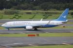 Koba UNITED®さんが、成田国際空港で撮影した厦門航空 737-86Nの航空フォト(写真)
