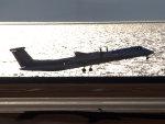 Mame @ TYOさんが、中部国際空港で撮影したANAウイングス DHC-8-402Q Dash 8の航空フォト(写真)