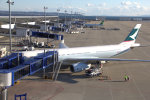 Mame @ TYOさんが、中部国際空港で撮影したキャセイパシフィック航空 A330-343Xの航空フォト(写真)