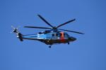 龙エアーさんが、成田国際空港で撮影した千葉県警察 AW139の航空フォト(写真)