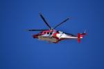 龙エアーさんが、成田国際空港で撮影した札幌市消防局消防航空隊 AW139の航空フォト(写真)