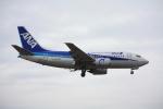 フレッシュマリオさんが、伊丹空港で撮影したANAウイングス 737-54Kの航空フォト(写真)